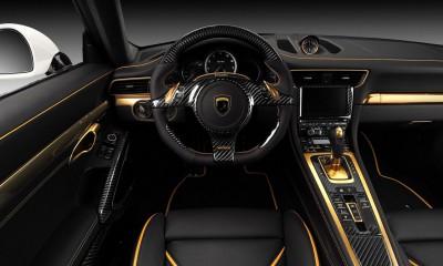 Interior Porsche 991 Stinger GTR Turbo