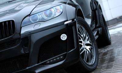 BMW CLR X 650 Lumma Design black