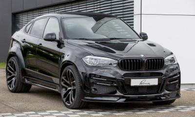 BMW LUMMA CLR X6R