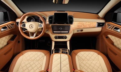 MB Interior GLE Wagon GUARD