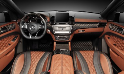 Mercedes-Benz GLE63 INFERNO wagon interior