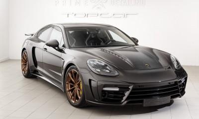 Porsche Panamera GTR Edition