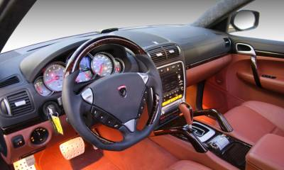 Porsche Advantage GT 21/50 interior