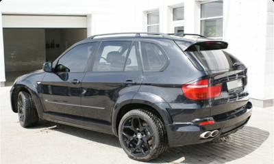 BMW Lumma X5 black