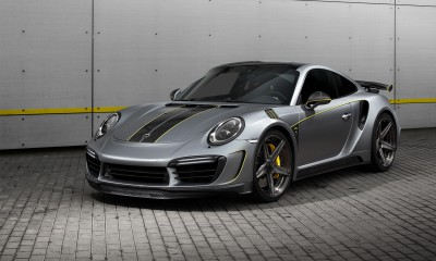 Porsche 991.2 Stinger GTR Felix Ferro