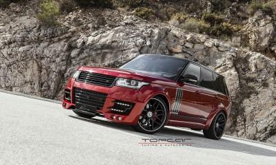 Lumma CLR R Range Rover SVAutobiography