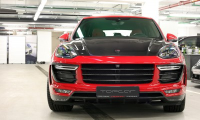 Cayenne TopCar GT (958.2) RED GTS