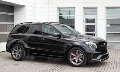 Mercedes-Benz GLE63 INFERNO