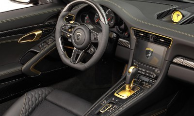 INTERIOR - Porsche 991.2 Stinger GTR