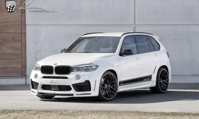 BMW X5 (F15) Lumma CLR X5 RS
