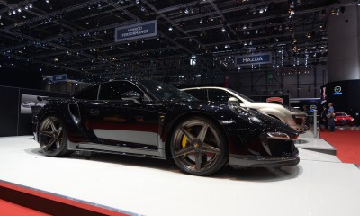 TOPCAR at Geneva Motor Show 2016