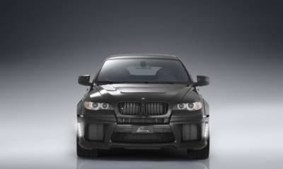 BMW CLR X 650 M Lumma Black