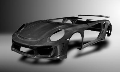 Carbon Body - Stinger GTR