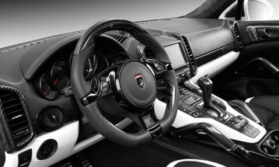 Interior Porsche Cayenne TopCar GTR (958.1) 15/50