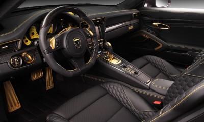 Interior Porsche 991 Stinger GTR Carbon Edition
