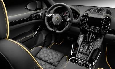 Interior Porsche Cayenne TopCar GT (958.1) 20/50