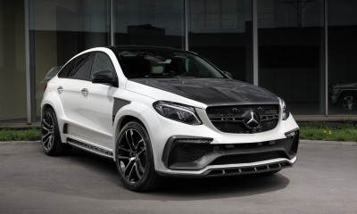 Mercedes-Benz GLE Coupe INFERNO. Carbon.