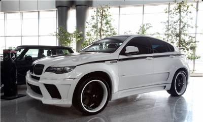 BMW CLR X 650 Lumma White