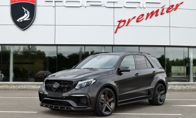 Mercedes-Benz GLE Wagon 63s INFERNO - Carbon Gray