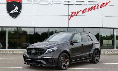 Mercedes-Benz GLE Wagon 63s INFERNO - Carbon Gray