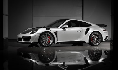 Porsche 991 Stinger GTR gen.2