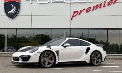 Porsche 991 Stinger GTR gen.2 - Pearl White