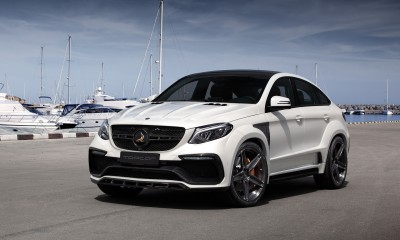 GLE Coupe INFERNO - Carbon Ceramic