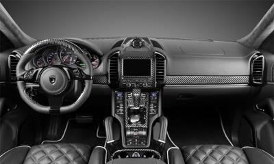Porsche Cayenne TopCar GT (958.1) interior