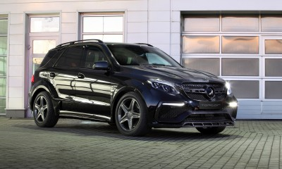 Mercedes-Benz GLE Guard INFERNO