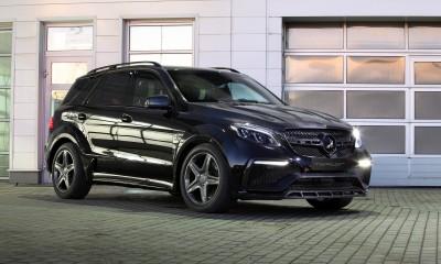 Mercedes-Benz GLE Guard INFERNO