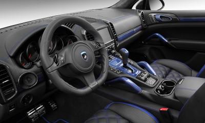 Interior Porsche Cayenne TopCar GTR (958.1) 22/50