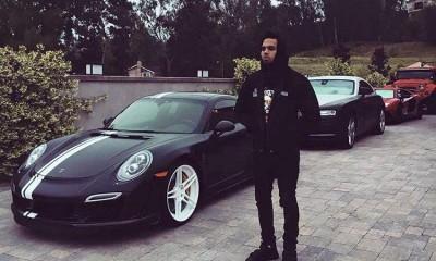 Chris Brown and his Porsche 991 Stinger GTR