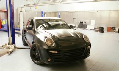 Porsche Advantage GT 14/50