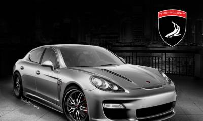 Porsche Panamera Stingray PROMO