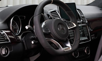 Mercedes-Benz GLE Coupe 6.3 S INFERNO Interior