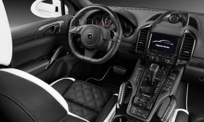 Interior Porsche Cayenne TopCar GTR (958.1) 19/50