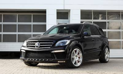 Mercedes Benz ML 63 Inferno 2013