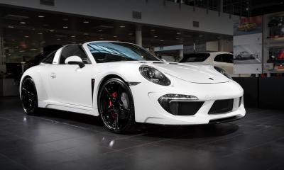 Porsche 991 Stinger Targa
