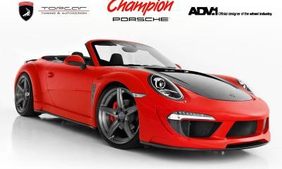 Porsche 911 Champion