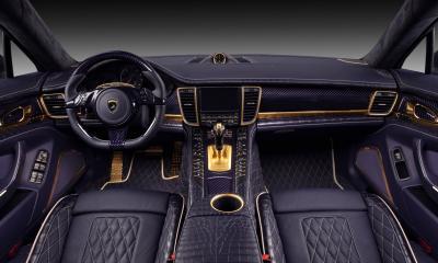Porsche Panamera Stingray GTR Special Edition