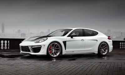 Porsche Panamera Stingray GTR 2014