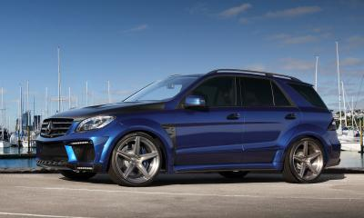 Mercedes-Benz ML 63 AMG INFERNO MARINE