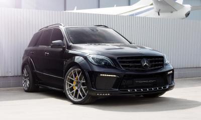 Mercedes Benz ML Inferno Special Edition Deceptikon