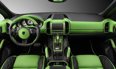 Interior Porsche Cayenne TopCar GT (958.1)