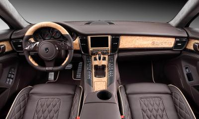 Interior Porsche Panamera Stingray GTR 09/25