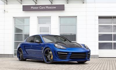 Porsche Panamera Stingray GTR 07/25
