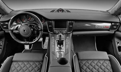 Porsche Panamera Stingray GTR 05/25 interior