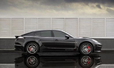 Porsche Panamera Stingray GTR Limited Edition 01/25