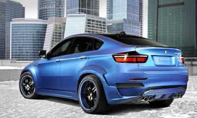 BMW CLR X 650 M Lumma