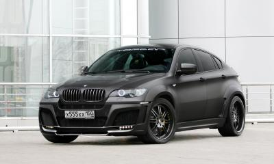 BMW CLR X 650 Lumma Carbon